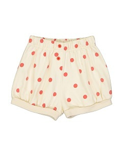 헬로시모네  olympe short_dots red
