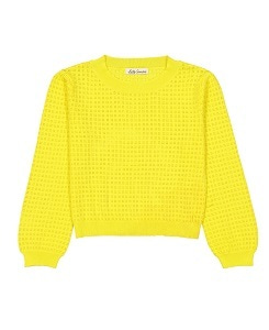 헬로시모네 emma sweater_yellow