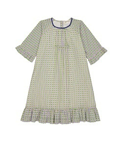 헬로시모네 artemis dress_jacno green
