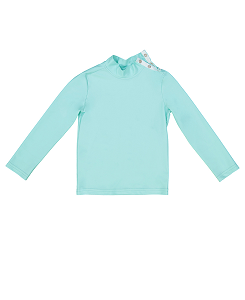 카노피아 TURBOT RASH GUARD_AQUA