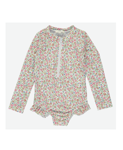 올리비에 Girls Rash Suit_Hannah Fay Pink