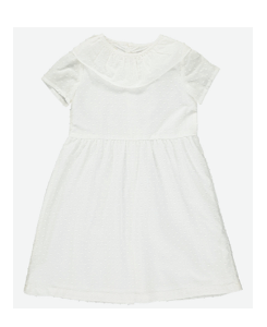 올리비에 Martha Dress_White Plumeti