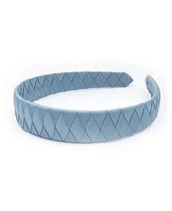 베르티존스 Braided Alice Band_French Blue