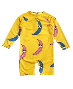 휴고러브스티키 RASH GUARD_BANANA  YELLOW