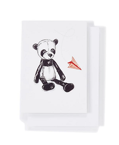 [NANA HUCHY] Gift Card Taj The Panda