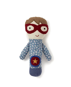[NANA HUCHY]  Super Boy Rattle