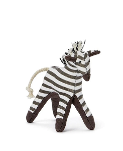 [NANA HUCHY] Mini Zebra Rattle