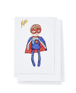 [NANA HUCHY] Gift Card Super Boy