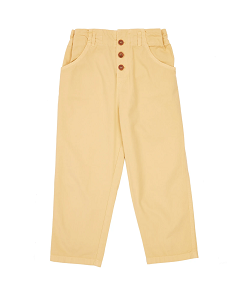 카라멜 Carnaby Trouser_Banana Yellow
