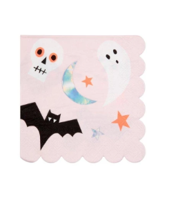 메리메리  Halloween Icons Small Napkins