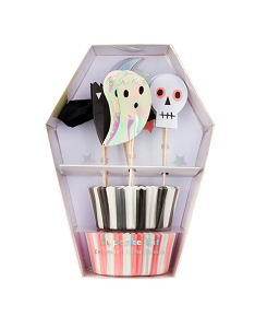 메리메리  Halloween Icon Cupcake Kit