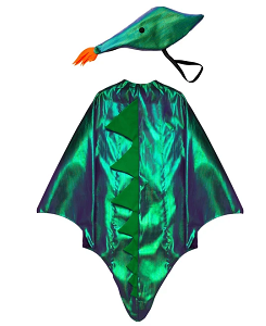 Dragon Cape Dress Up Costume