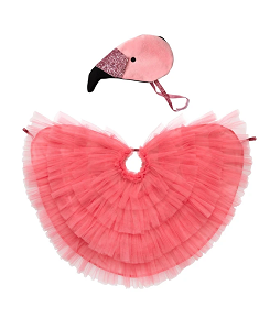 메리메리 Flamingo Cape Dress Up