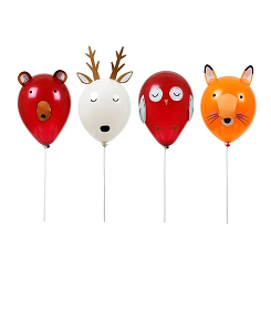 메리메리 Forest Animals Balloon Kit