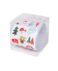 메리메리 /Mini Christmas Icon Sticker Roll