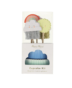 메리메리 Happy Weather Cupcake Kit