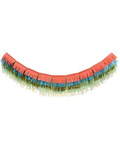 메리메리 Colorful Fringe Large Garland