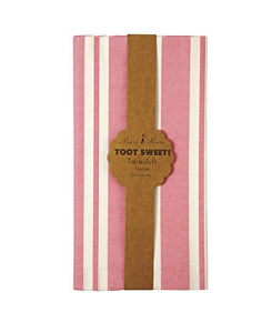 메리메리 Toot Sweet Tablecloth pink