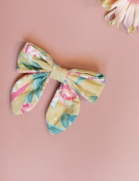 Hair Clip Gila (Soft Honey Parrots)