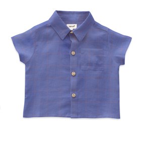 button down shirt (iris)