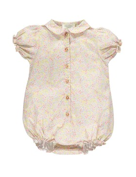 Bettina Romper (Phoebe Blush)