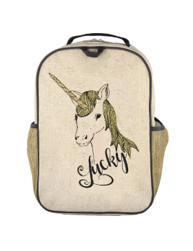 [SOYOUNG] GRADE SCHOOL BACKPACK (LUCKY UNICORN)
