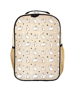 [SOYOUNG] GRADE SCHOOL BACKPACK (BUNNY TILE)
