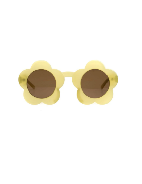 [WUNDERKIN CO] Kid's Sunglasses // Limeade