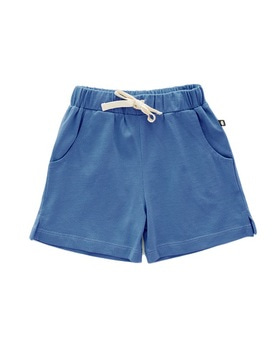 [OEUF] play shorts (sky blue)