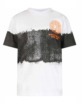 [NO 2] JERSEY T-SHIRT 027619 110 (NERO/BLACK)