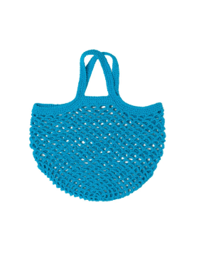 Mini String Bag (cobalt blue)