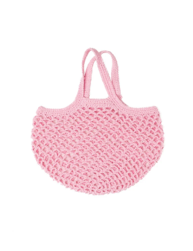 [Kidsagogo] Mini String Bag (fuchsia)