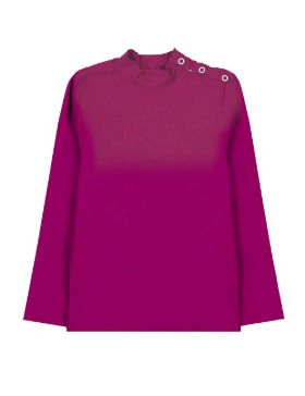 Turbot Rash Guard_Plum