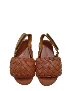 [SCANDIC GYPSY] Little Gypsy Sandal_Tan
